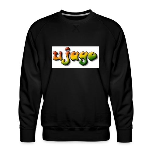 ujago farbig - Männer Premium Pullover