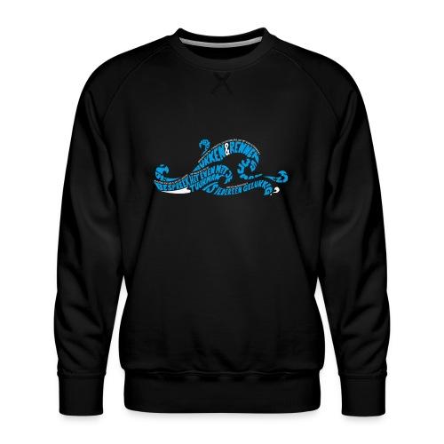 EZS T shirt 2013 Front - Mannen premium sweater
