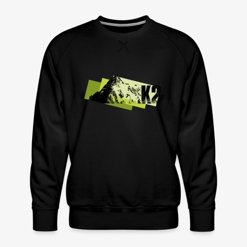 K2 - Men's Premium Sweatshirt