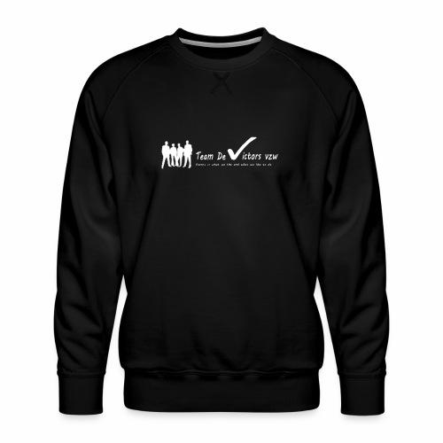 TDV - Mannen premium sweater