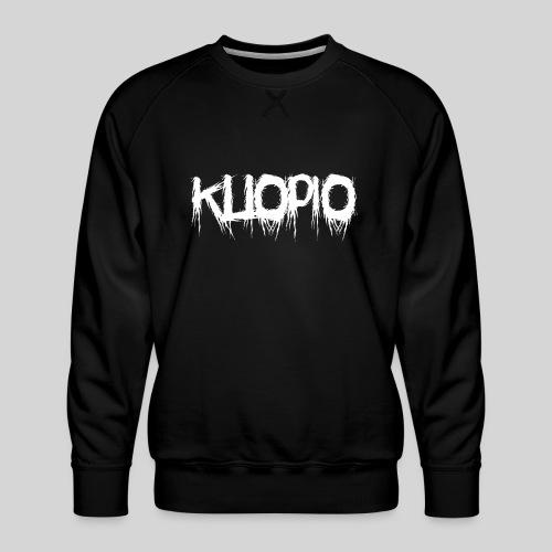 Kuopio - Miesten premium-collegepaita