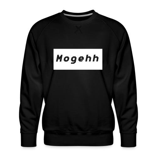 Shirt logo 2 - Men's Premium Sweatshirt
