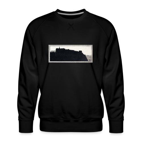 back page image - Men's Premium Sweatshirt