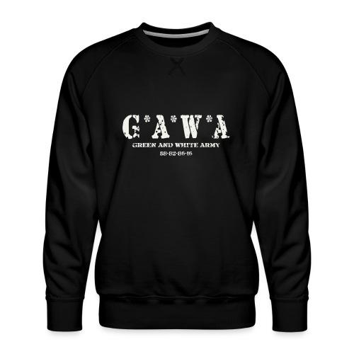 GAWA military - Men's Premium Sweatshirt