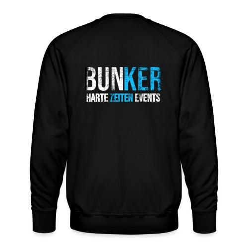 Bunker & Harte Zeiten Supporter - Männer Premium Pullover