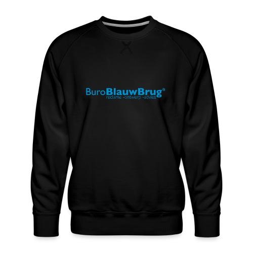 bbb_logo2015 - Men's Premium Sweatshirt