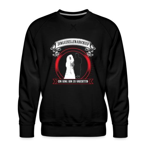 Help ME - Männer Premium Pullover