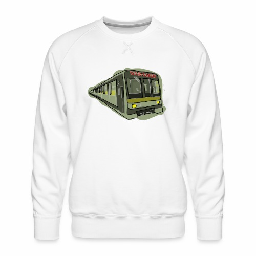 Urban convoy - Felpa premium da uomo
