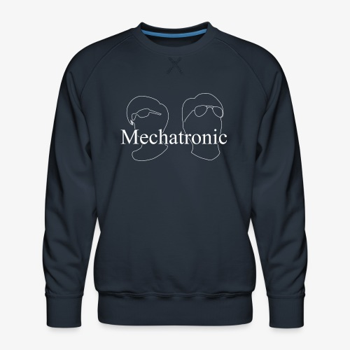 Mechatronic Logo - Premiumtröja herr