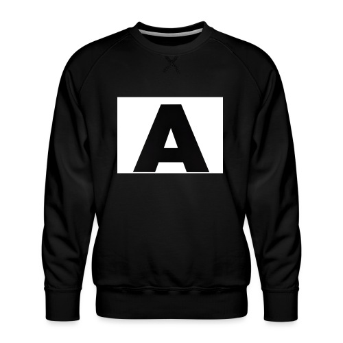 A-685FC343 4709 4F14 B1B0 D5C988344C3B - Herre premium sweatshirt