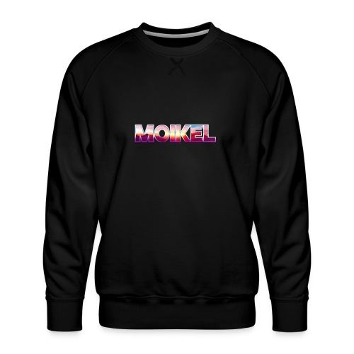 Moikel Rising Sun - Herre premium sweatshirt