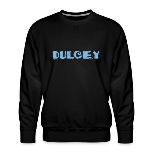 dulcey logo - Männer Premium Pullover