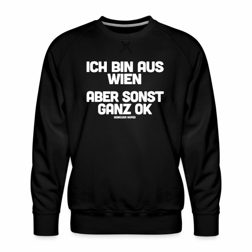 Wien - Männer Premium Pullover