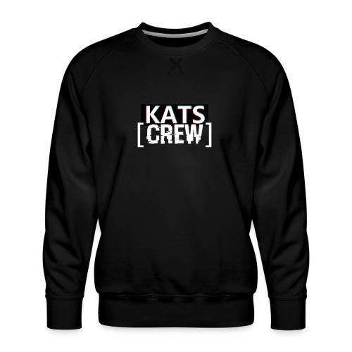 KATS CREW Logo - Bluza męska Premium
