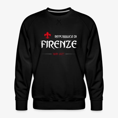 Republic of Florence - Felpa premium da uomo