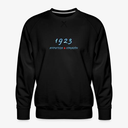 1923 - Sudadera premium para hombre
