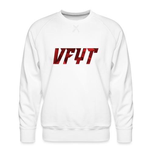 vfyt shirt - Mannen premium sweater