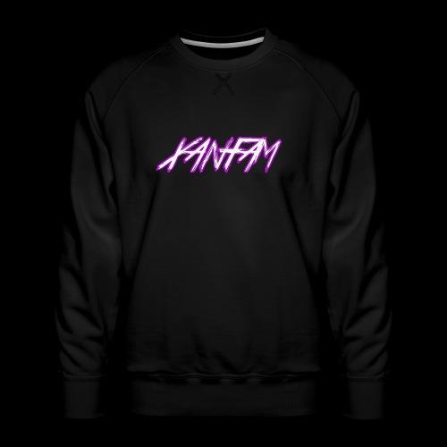 XANFAM (FREE LOGO) - Männer Premium Pullover