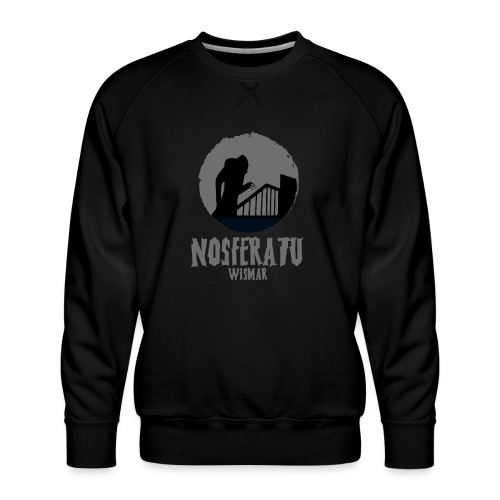 Nosferatu Horrorfilm Kult - Männer Premium Pullover