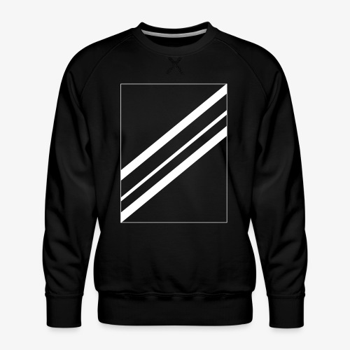 Lines - Mannen premium sweater