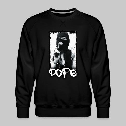 #Bestewear D.O.P.E - Männer Premium Pullover