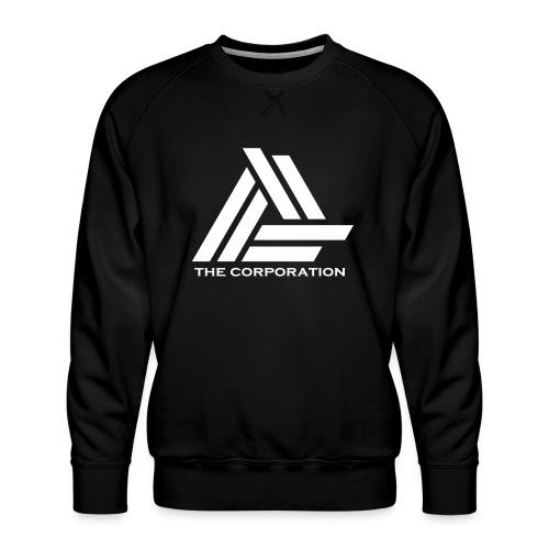 wit metnaam keertwee png - Men's Premium Sweatshirt