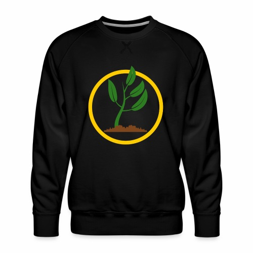 Setzlingemblem - Männer Premium Pullover