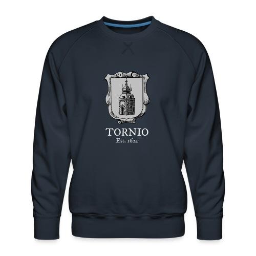 Tornio est 1621 - Miesten premium-collegepaita