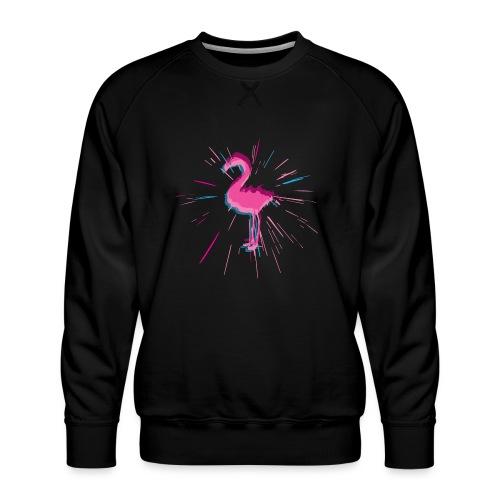 Flamingo - Sweat ras-du-cou Premium Homme