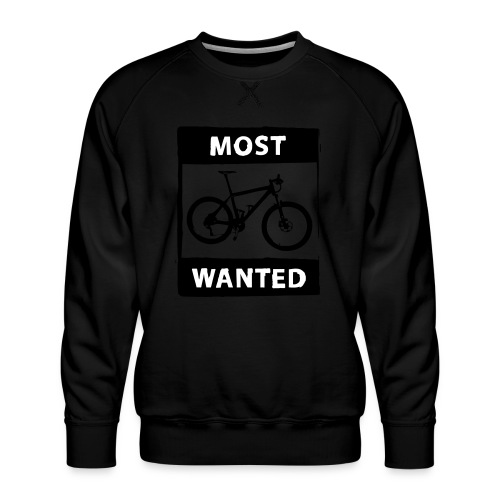 MTB - most wanted 2C - Männer Premium Pullover