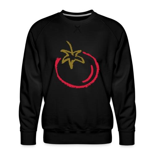 tomato 1000points - Men's Premium Sweatshirt