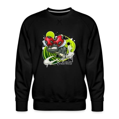Marienkiffer - Männer Premium Pullover