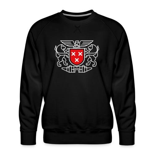 Wapen van Breda - Diap - Mannen premium sweater
