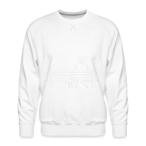 Chocolates - Men's Premium Sweatshirt