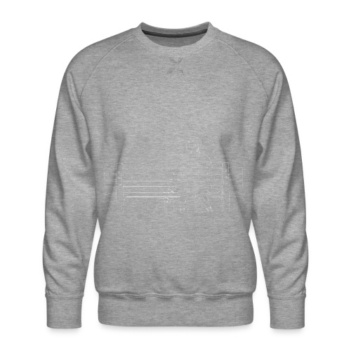 Chocolates - Men's Premium Sweatshirt