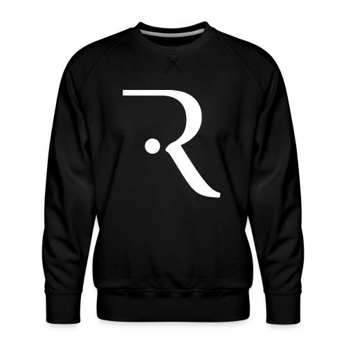 Recxoo - You're Never Alone with a Recxoo - Herre premium sweatshirt