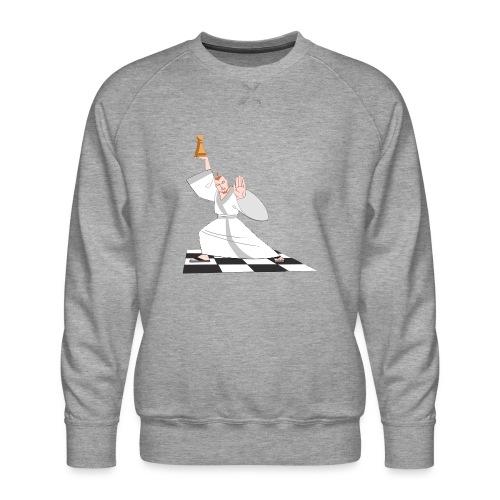 Tell it to the hand! - Men's Premium Sweatshirt