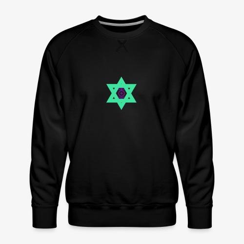 Star eye - Men's Premium Sweatshirt