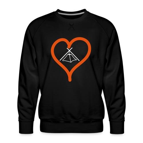 Herz Kothe - Männer Premium Pullover