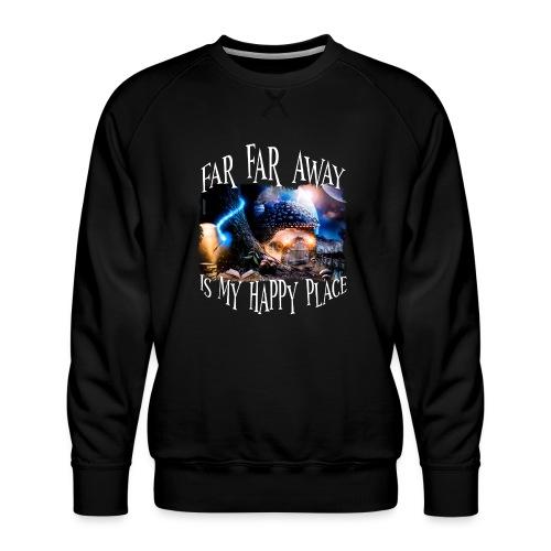 My Happy Place - Mannen premium sweater