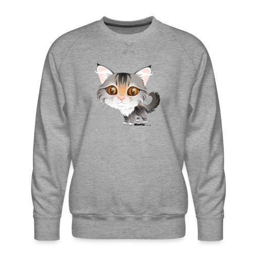 Katze - Männer Premium Pullover