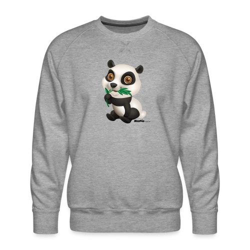 Panda - Männer Premium Pullover