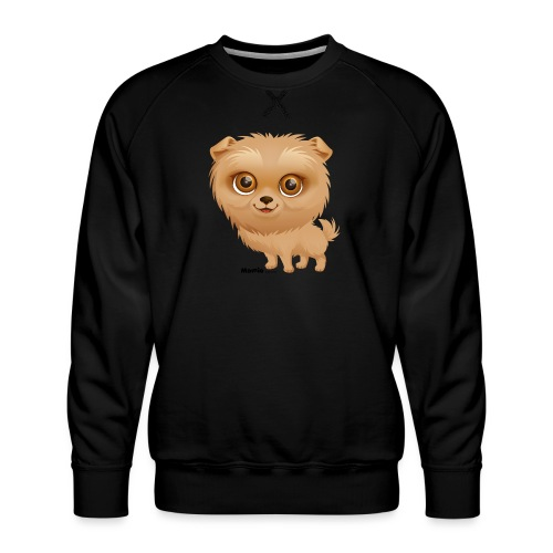 Dog - Premium-genser for menn