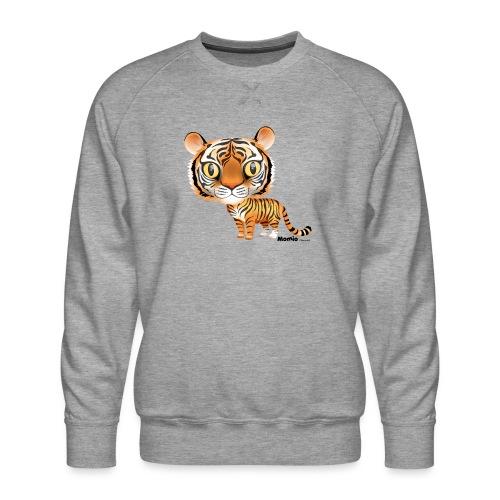 Tygrys - Bluza męska Premium