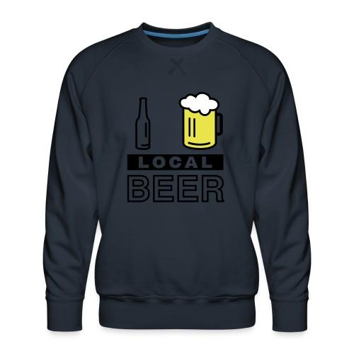 I Love Local Beer - Männer Premium Pullover
