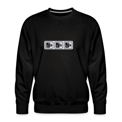 Speed Camera Jackpot - Men's Premium Sweatshirt