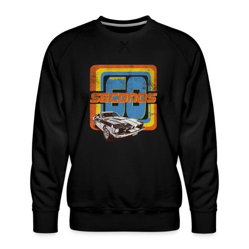 60 Seconds - Männer Premium Pullover