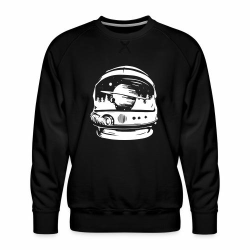 Woodspace Astronaut - Bluza męska Premium