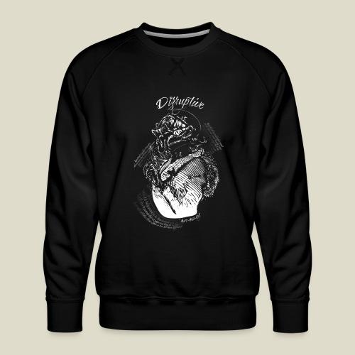 lämpel dizruptive - Männer Premium Pullover