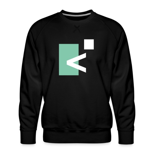 Kleiner Designer Style - Männer Premium Pullover